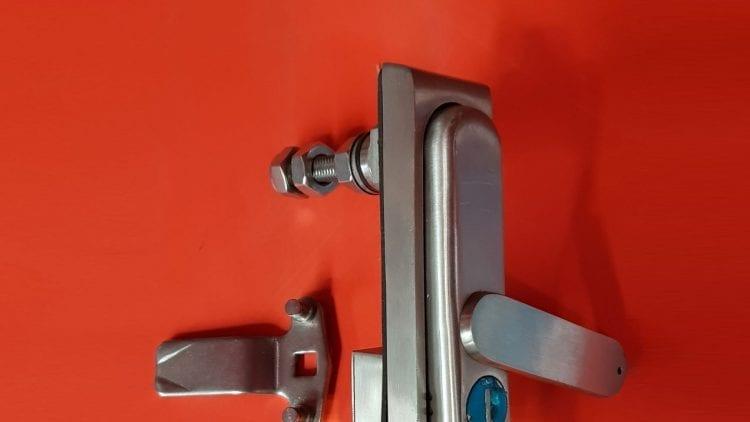 Lockable Swing handle Stainless Steel 304/316 SH203