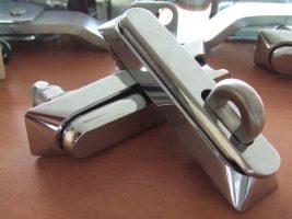 Swing Handle Steel Chrome Plated (Short shaft) F736