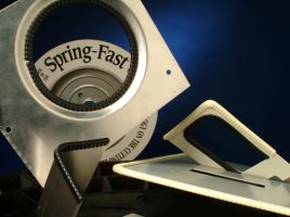 Spring-Fast Grommet Edging and Door seals